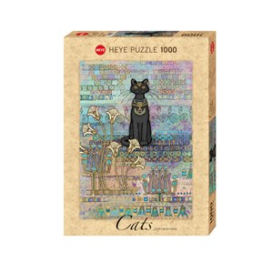 """Heye (29536) - Jane Crowther: """"Egyptian"""" - 1000 pieces puzzle"""