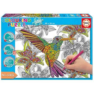 """Educa (17083) - """"Hummingbird"""" - 300 pieces puzzle"""