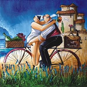 """Anatolian (PER1013) - Ronald West: """"Just Married"""" - 1000 pieces puzzle"""
