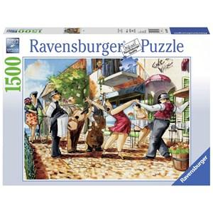 """Ravensburger (16348) - Ronald West: """"Tango"""" - 1500 pieces puzzle"""