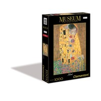 "Clementoni (31442) - Gustav Klimt: ""The Kiss"" - 1000 pieces puzzle"
