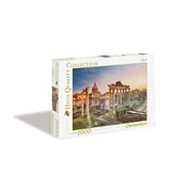 "Clementoni (32549) - ""Forum Romanum"" - 2000 pieces puzzle"