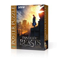 "Wrebbit (WPP-5006) - ""Fantastic Beasts: New York City"" - 500 pieces puzzle"