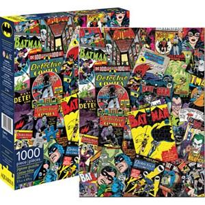 """Aquarius (65214) - """"DC Batman Collage"""" - 1000 pieces puzzle"""