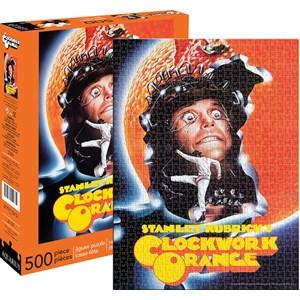 """Aquarius (62123) - """"A Clockwork Orange"""" - 500 pieces puzzle"""