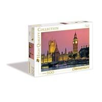"""Clementoni (30378) - """"London"""" - 500 pieces puzzle"""