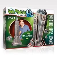 """Wrebbit (W3D-2007) - """"Empire State Building"""" - 975 pieces puzzle"""