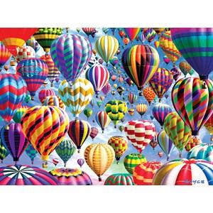 "Buffalo Games (11702) - Royce B. McClure: ""Sky Roads"" - 1000 pieces puzzle"