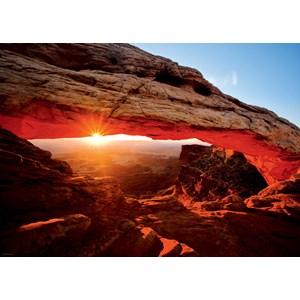 """Heye (29594) - Alexander von Humboldt: """"Mesa Arch"""" - 1000 pieces puzzle"""