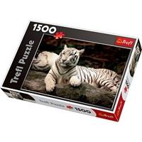 "Trefl (260755) - ""Bengal Tiger"" - 1500 pieces puzzle"