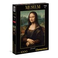 "Clementoni (31413) - Leonardo Da Vinci: ""Mona Lisa"" - 1000 pieces puzzle"
