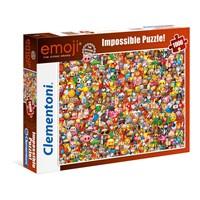 "Clementoni (39388) - ""Emoji"" - 1000 pieces puzzle"