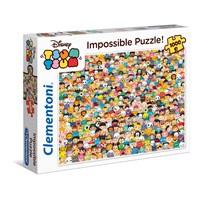 """Clementoni (39363) - """"Tsum Tsum"""" - 1000 pieces puzzle"""