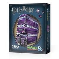 "Wrebbit (W3D-0507) - ""The Knight Bus"" - 280 pieces puzzle"