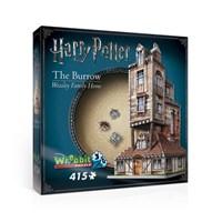 """Wrebbit (W3D-1011) - """"The Burrow"""" - 415 pieces puzzle"""