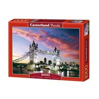 """Castorland (C-101122) - """"Tower Bridge, London"""" - 1000 pieces puzzle"""