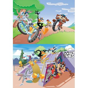 """KS Games (LT741) - """"Looney Tunes"""" - 35 60 pieces puzzle"""