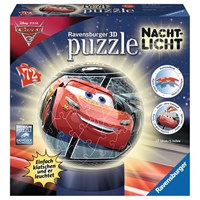 "Ravensburger (11816) - ""Cars 3"" - 72 pieces puzzle"