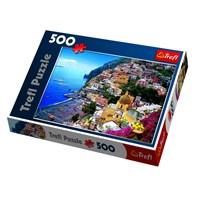 "Trefl (371451) - ""Positano, Italy"" - 500 pieces puzzle"