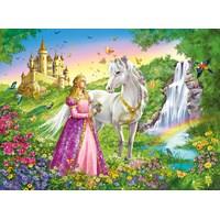 """Ravensburger (12613) - """"The Princess"""" - 200 pieces puzzle"""