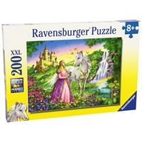 "Ravensburger (12613) - ""The Princess"" - 200 pieces puzzle"