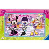 "Ravensburger (06049) - ""Minnie"" - 15 pieces puzzle"